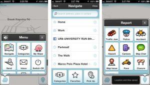 waze app para conducir
