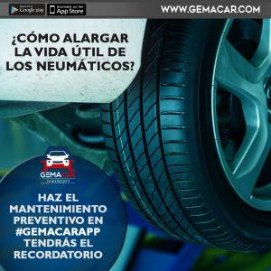 mantenimiento neumáticos