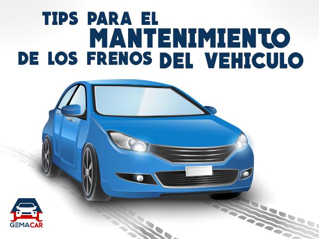 Mantenimiento de frenos del automóvil [asegura tu vida]