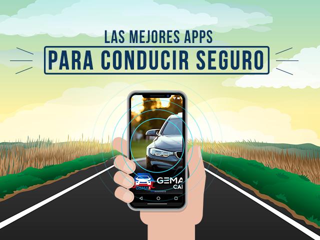 Las mejores apps para conducir seguro 2020